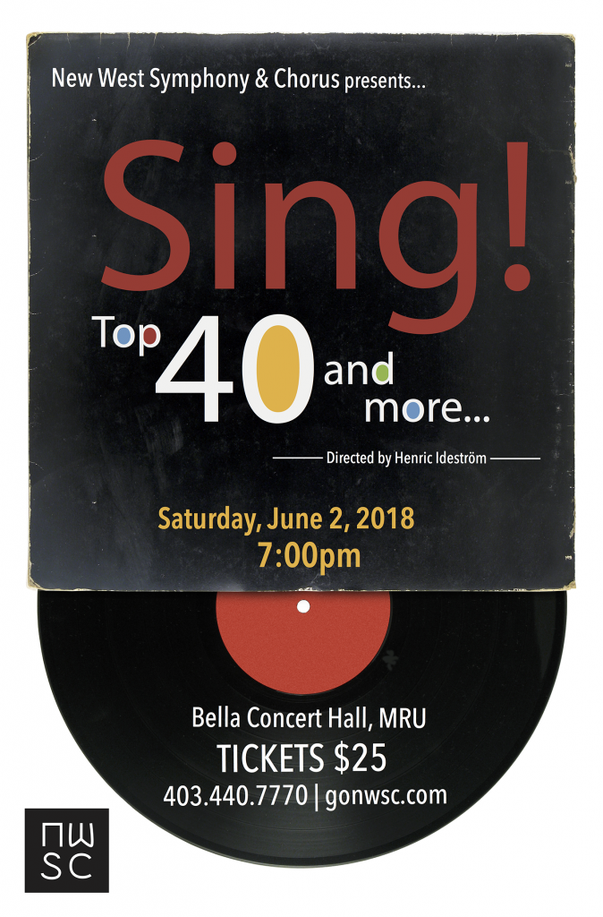 Spring Concert Announcement: Sing! – NWSC
